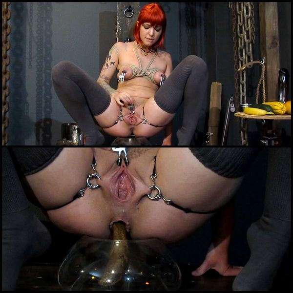 EFRO Bondage Piss Drinking Shit with Enema – Abigail Dupree | HD 720p | Release Date: June 22, 2017