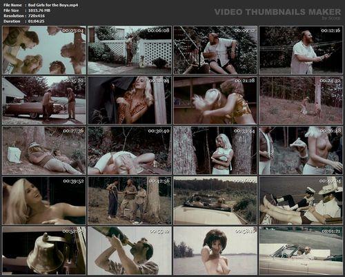 haofywytj0bm - Bad Girls for the Boys (1966)