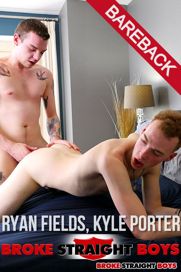 BrokeStraightBoys: Ryan Fields, Kyle Porter (Bareback)