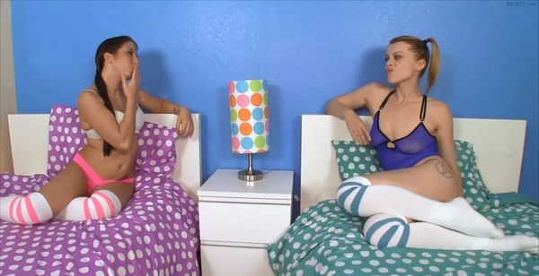 Sibling Love – Nadia White and Gianna HD