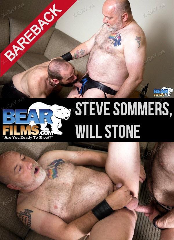 BearFilms: Steve Sommers, Will Stone (Bareback)
