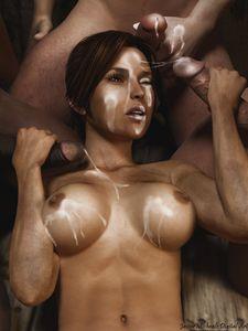 [3D Hentai Artwork] Art by Javier Michael [celebrity fake]