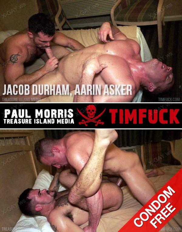 TimFuck: Jacob Durham, Aarin Asker (Bareback)