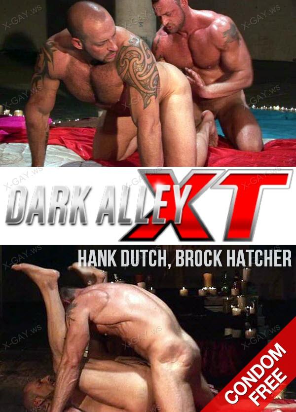 DarkAlleyXT: Muscled Disciples (Hank Dutch, Brock Hatcher) (Bareback)