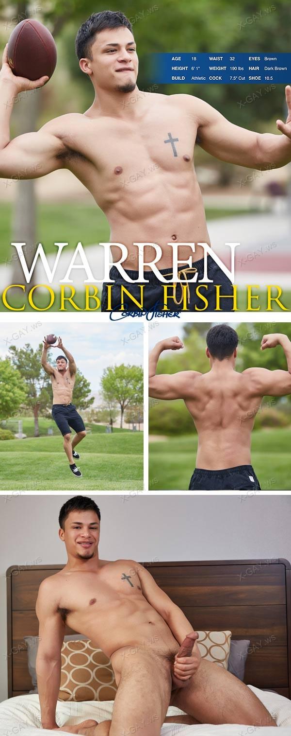 CorbinFisher: Warren