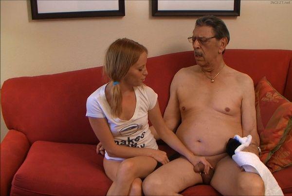 Alyssa Loves Her Grandpa – Alyssa Hart HD