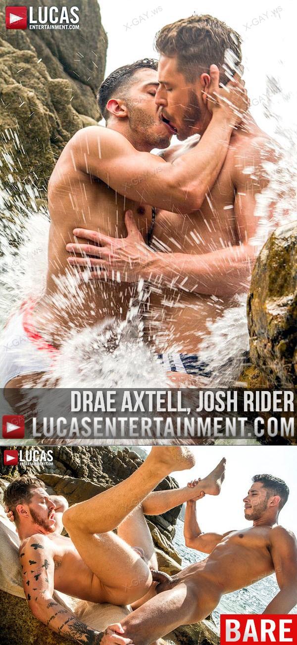 LucasEntertainment: Drae Axtell Tops Josh Rider Raw