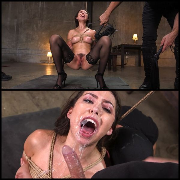 Training a Pain Slut: Busty Melissa Moore's First Submission | HD 720p | Release Year: August 15, 2017