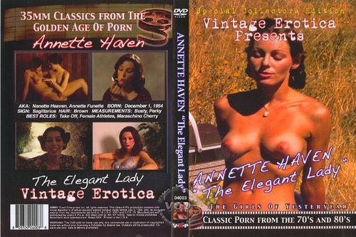 Rather valuable Annette haven vintage erotica