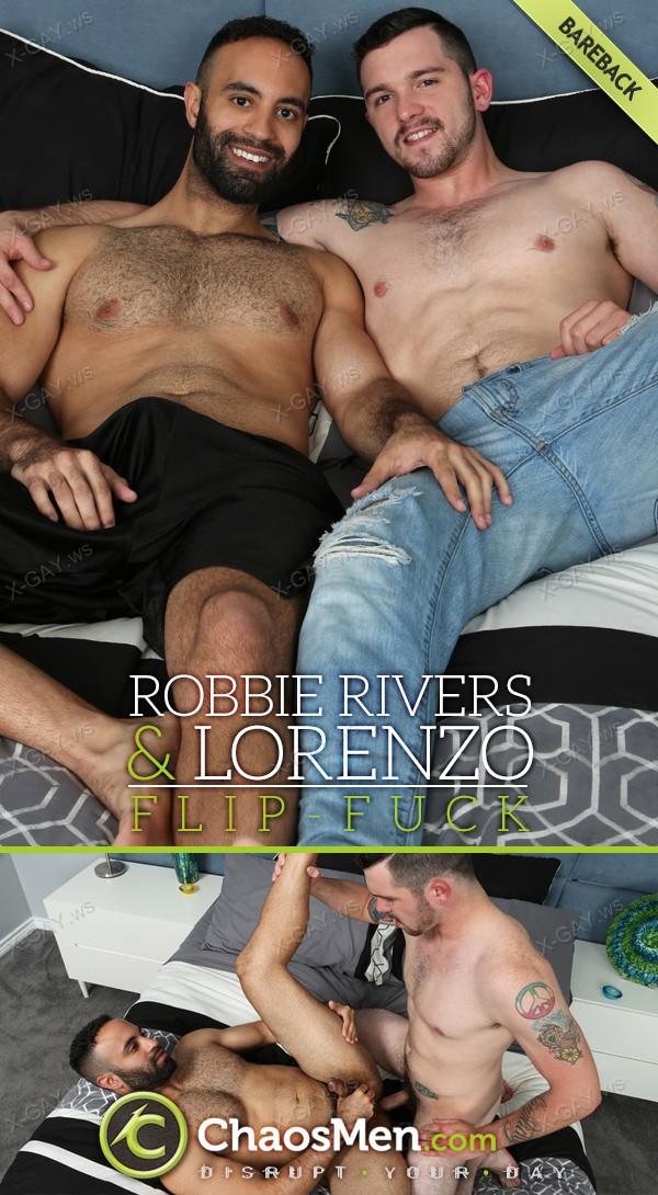 ChaosMen: Lorenzo, Robbie Rivers: Flip Fuck RAW