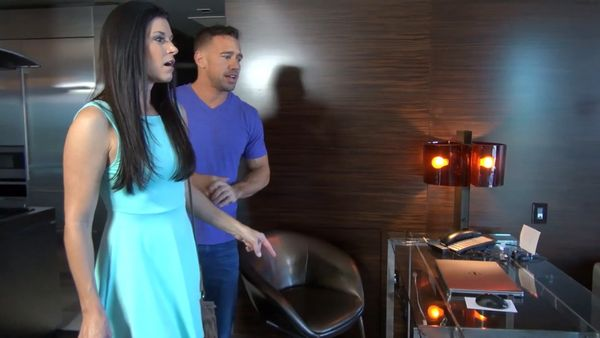 Mom and Son Find Dad's Hidden Apartments – India Summer HD