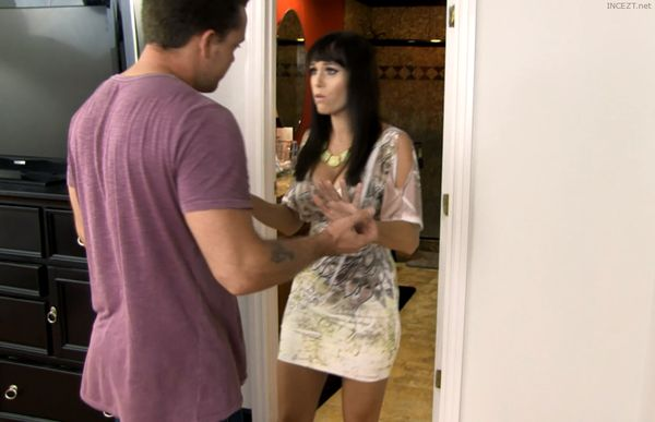 Alana Cruise – Dominated By Her Son HD