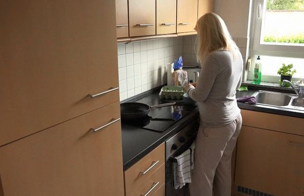Amateur Married Sister Assfucked While Her Hubby At Work HD