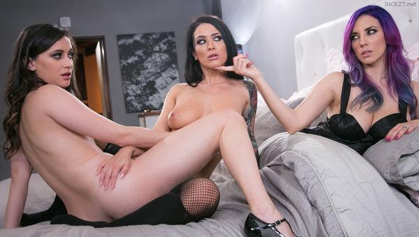 Jelena Jensen, Georgia Jones & Katrina Jade – Evil Step Mother HD