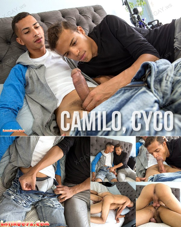 LatinBoyz: Camilo, Cyco
