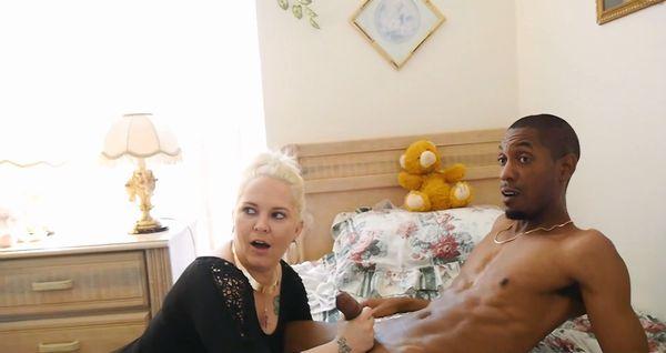 Grandma Love Black Cock Too Sally Dangelo HD