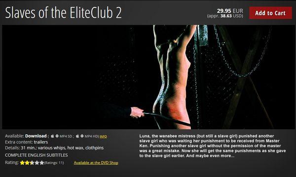 Slaves of the EliteClub 2