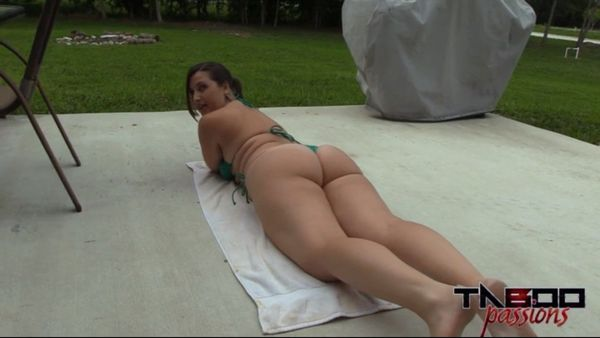Butt cheeks sex with sister jizz