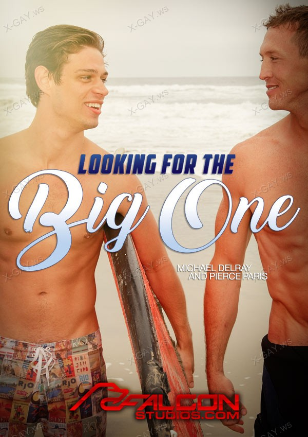FalconStudios: Looking For the Big One (Pierce Paris, Michael Delray)