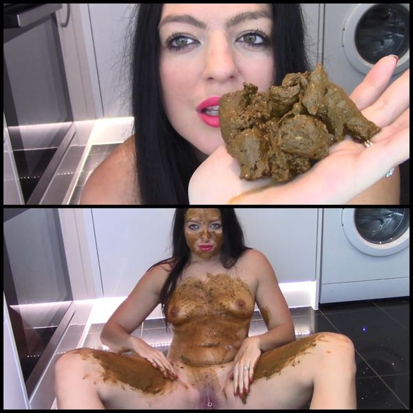 My Scat Story + Poo, Lick, Chew And Smear – evamarie88 | FULL HD 1080P | Release Year: Sep 25, 2017