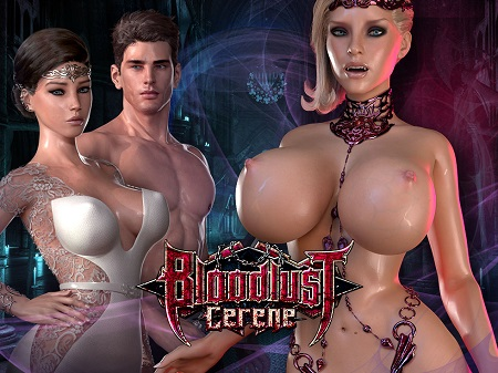 [Affect3D] [3D Hentai Anime] Bloodlust Cerene (2017) [vampire] Full HD 1080p