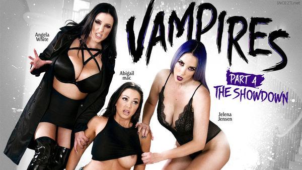 Abigail Mac, Jelena Jensen & Angela White – VAMPIRES: Part 4: The Showdown HD
