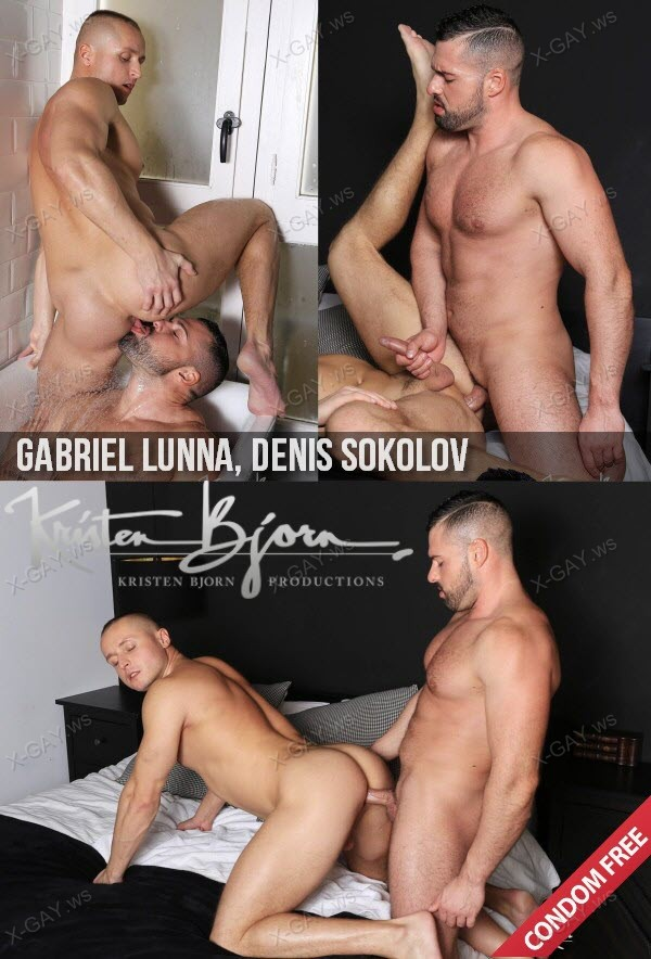 KristenBjorn: Wet (Gabriel Lunna, Denis Sokolov) (Bareback)