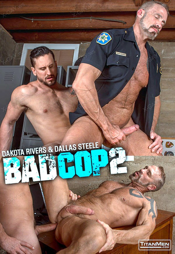 TitanMen: Bad Cop 2 (Dakota Rivers, Dallas Steele)