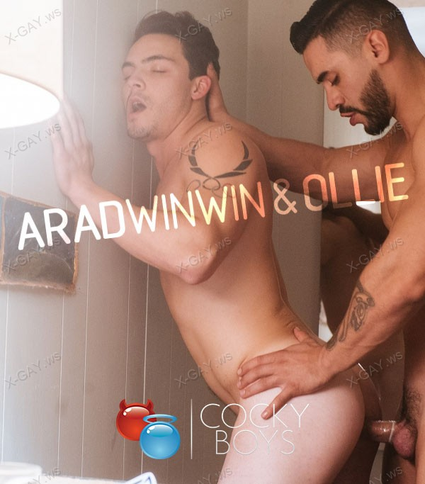 CockyBoys: Introducing Ollie with Arad WinWin