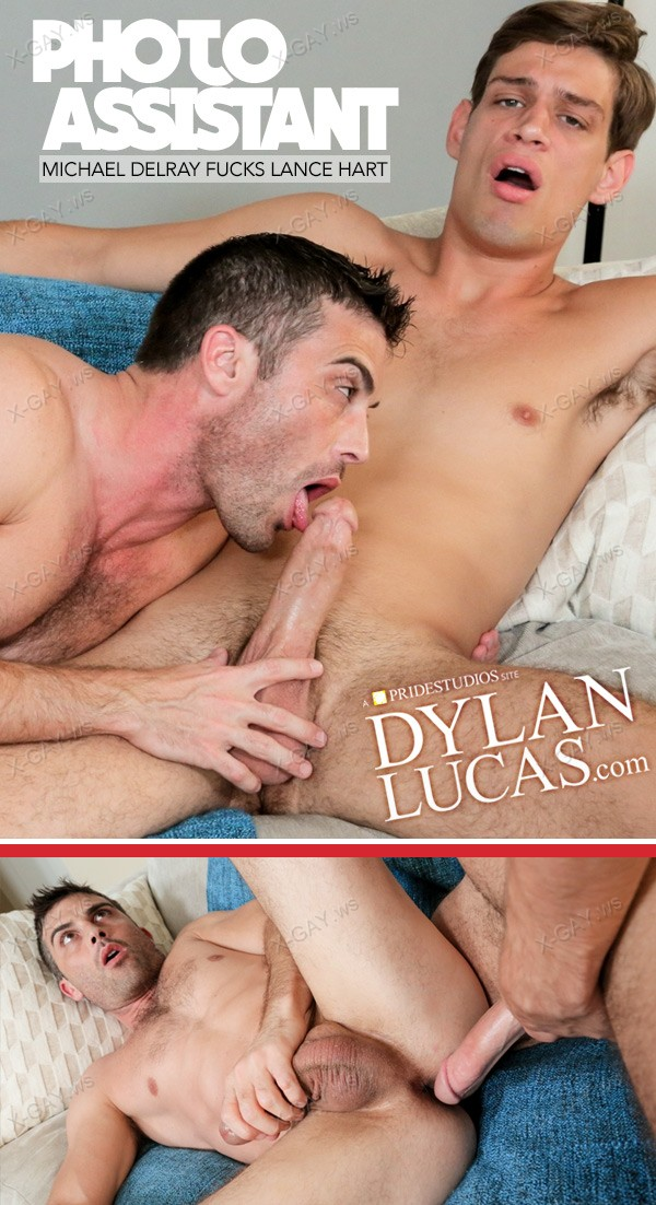 DylanLucas: Photo Assistant (Lance Hart, Michael Del Ray)