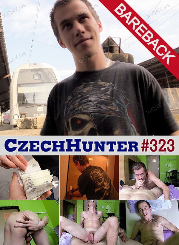 CzechHunter 323 (Bareback)