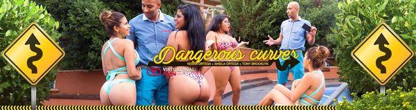 Dangerous Curves – Kesha Ortega, Sheila Ortega GearVR/Oculus HD