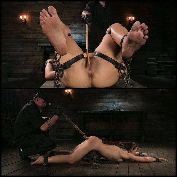 Cheyenne Jewel Punished with Unwilling Orgasms and Mean Metal Bondage | HD 720P | Release Year: November 2, 2017