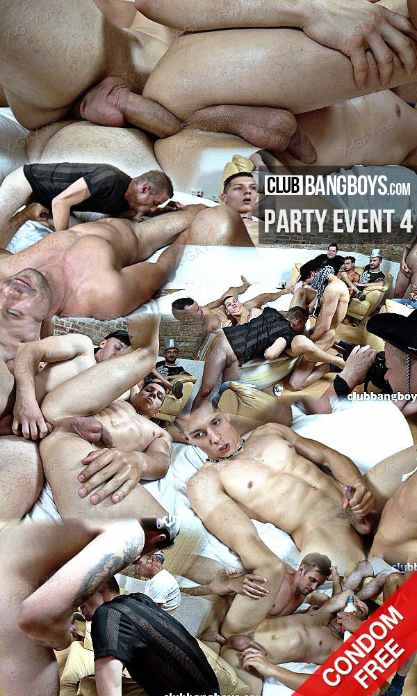 ClubBangBoys: Party Event 4