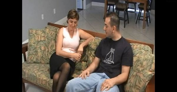 MILF 341- Swallow the Load & Write the Check HD MP4