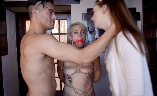 Daddies Little Anal Angel Turned Out By Repressed Mommy – Helena Locke, Maya Kendrick HD