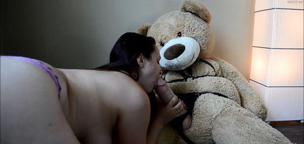 Thick Mom Fucks Big Dirty Bear Dick – Starring Jeri Lynn HD