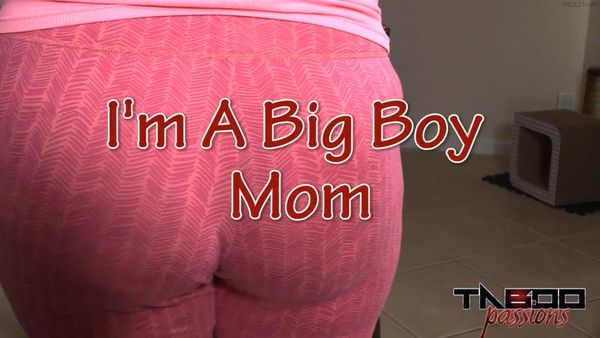 Madisin Lee – I'm A Big Boy Mom HD