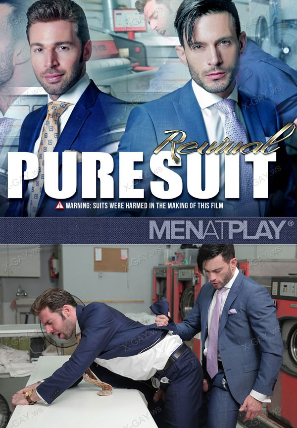 MenAtPlay: Dario Beck, Andy Star (PureSuit Revival)