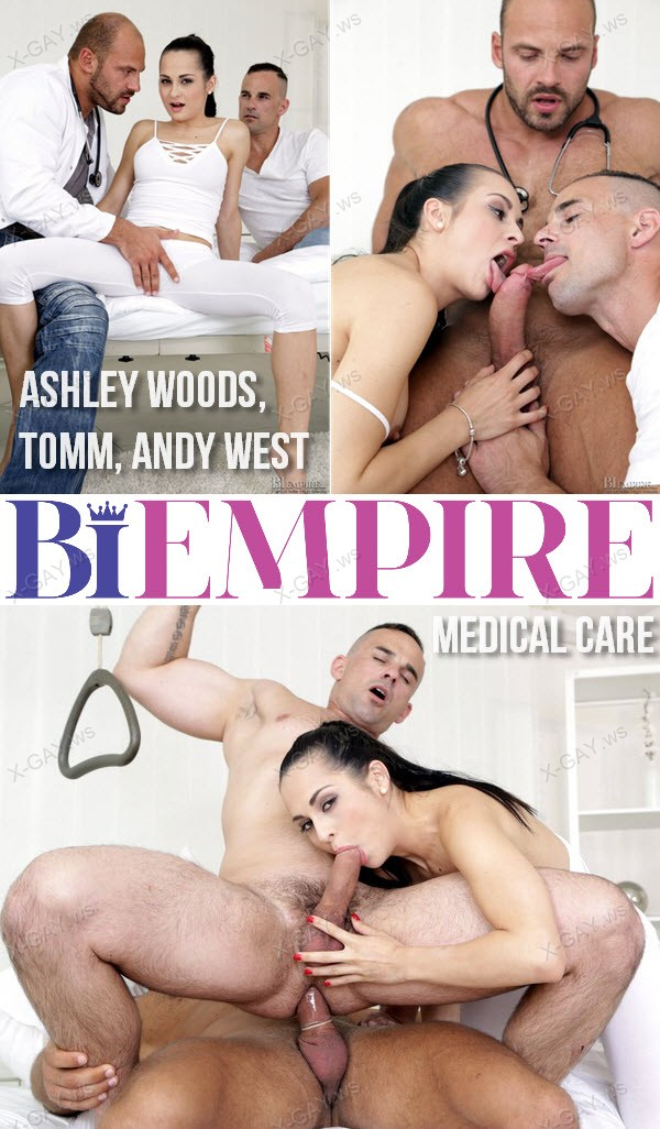 BiEmpire: Ashley Woods, Tomm, Andy West (Medical Care)