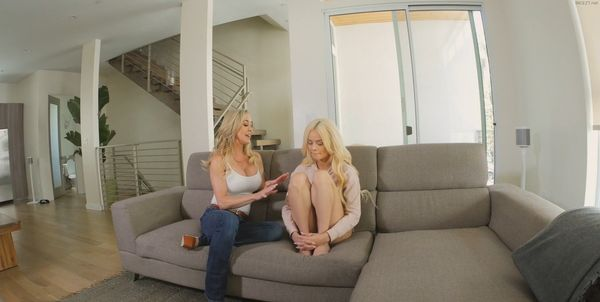 Brandi Love & Elsa Jean – Stepmother Gives Stepdaughter Sex Advice HD [Untouched 1080p]