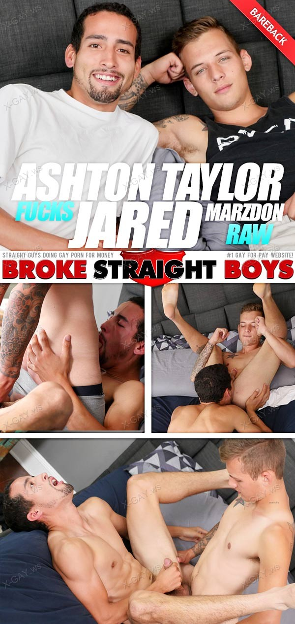BrokeStraightBoys: Jared Marzdon, Ashton Taylor