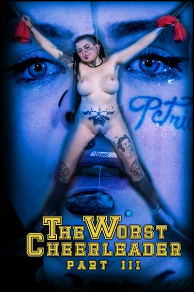 The Worst Cheerleader Part 3 with Luna LaVey | HD 720P | Release Year: December 2, 2017