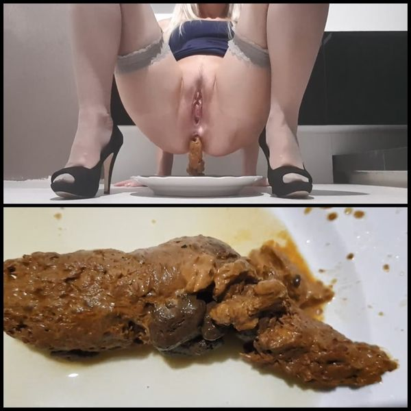 Poop Pee 4 Dinner with panthergodess | Full HD 1080p | Release Year: December 7, 2017