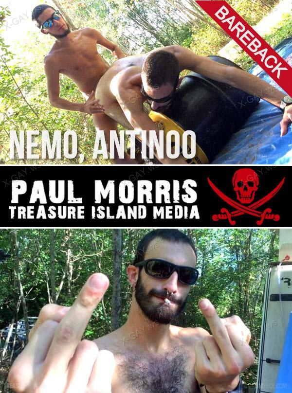 TimFuck: Nemo, Antinoo (Bareback)
