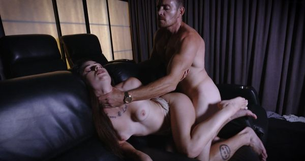 Lacey Channing – Mini Movie Watcher Gets Fucked HD