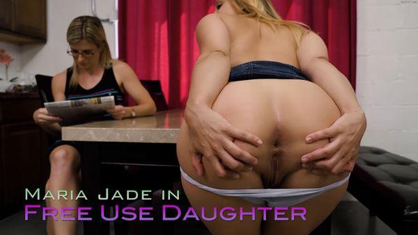 Maria Jade in Free Use Daughter HD