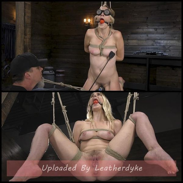 All Natural Cadence Lux Torment in Rope Bondage and Squirting Orgasms | HD 720p | Release Year: Jan 18, 2018