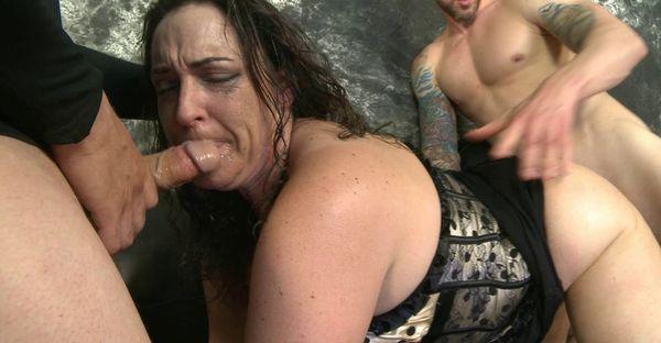 FacialAbuse - Betty Blaze - Deepthroat (2.19 GB)