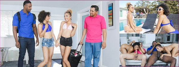 Daughters Desires – Nia Nixon And Xianna Hill HD [Untouched 1080p]